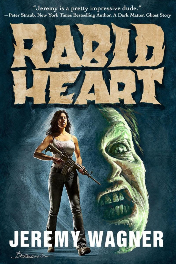 Official Book Trailer for Jeremy Wagner's RABID HEART